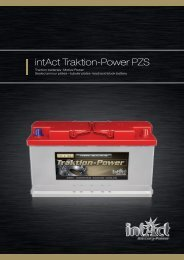 intAct Traktion-Power PZS