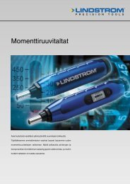 Momenttiruuvitaltat (pdf) - Spring Electronics