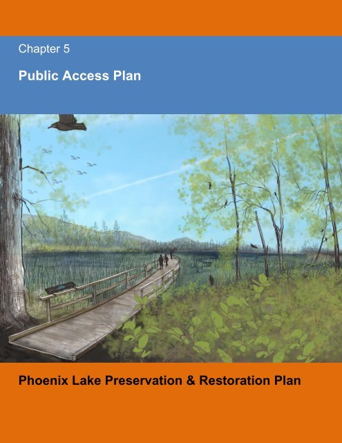 Chapter 5 Public Access Plan - Tuolumne Utilities District