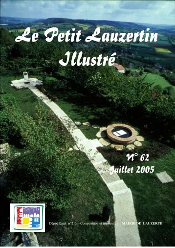 Petit Lauzertin n°62 - Juillet 2005 - Lauzerte