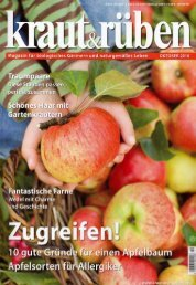 Äpfel - BUND Lemgo