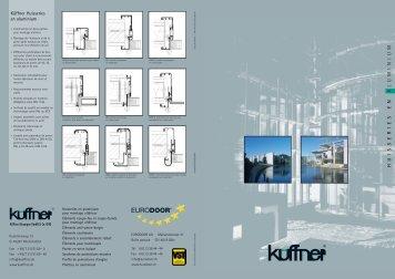 Cadres aluminium Kuffner - acmsa.ch