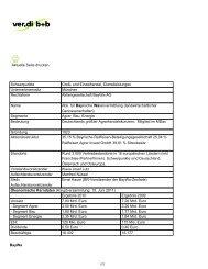 Druckansicht: ver.di b+b - Konzerne von A-Z - Archiv - Baywa