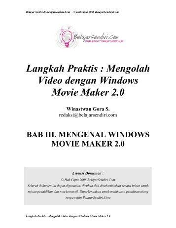 BAB-III-WMM