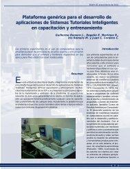 Plataforma genérica para el desarrollo de aplicaciones de Sistemas ...