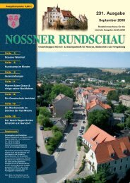 September 2008 - Nossner Rundschau