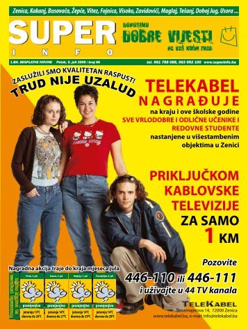 TELEKABEL - Superinfo