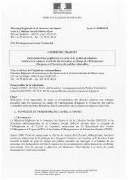 Document - DRJSCS rhone-alpes