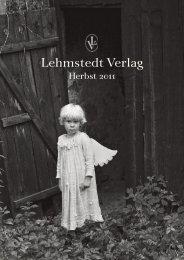 Berliner Geschichten - Lehmstedt Verlag Leipzig
