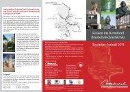 Reisen in das Kernland deutscher Geschichte: Sachsen-Anhalt 2013