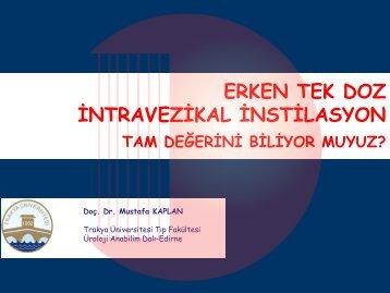 Dr. Mustafa Kaplan