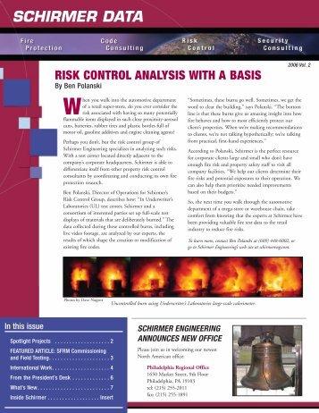 SCHIRMER DATA - Fire-Professionals.Com