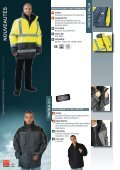 equipements de protection froid • collection 2009/2010 - Groupe RG - Page 4