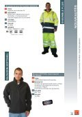 equipements de protection froid • collection 2009/2010 - Groupe RG - Page 5
