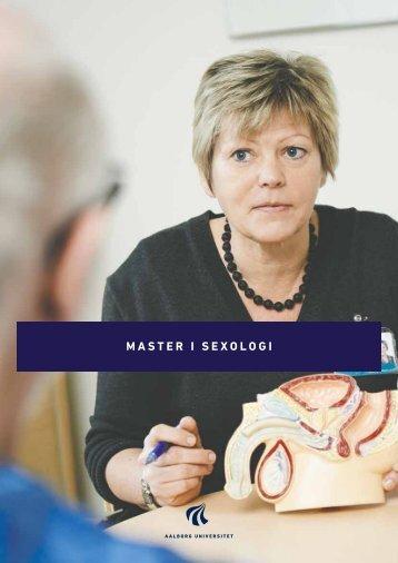 Se brochure om den nye masteruddannelse her - Foreningen Sex ...