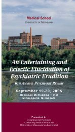 An Entertaining and Eclectic Elucidation of Psychiatric Erudition 6TH ...