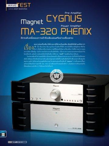 050-060-WaveTest Magnet CYGNUS.indd - Magnet Technology