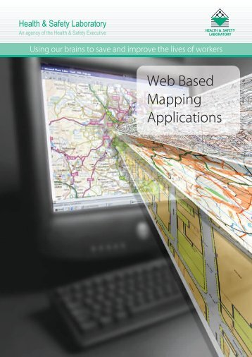 Web Based Mapping Applications - Health and Safety Laboratory