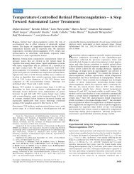 Temperature-Controlled Retinal Photocoagulation - Investigative ...