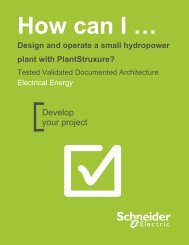 Develop your project - Schneider Electric CZ, s.r.o.