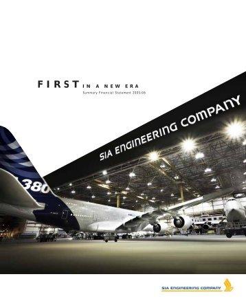 FY05/06 (pdf) - SIA Engineering Company