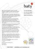 bore gauges - Baty International - Page 2