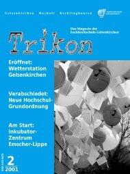 Ausgabe 2/2001 - TRIKON