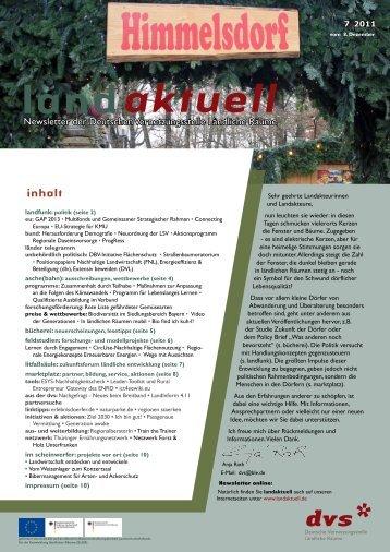 Ausgabe 07.2011