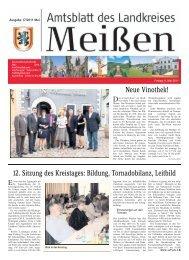 frühlingsfest und automesse - Landkreis Meißen