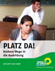 DualPlus - Bundestagsfraktion Bündnis 90/Die Grünen