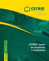 Sistemas de pisos CETRIS