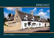 Chain Cottage, Easton On The Hill, Near Stamford