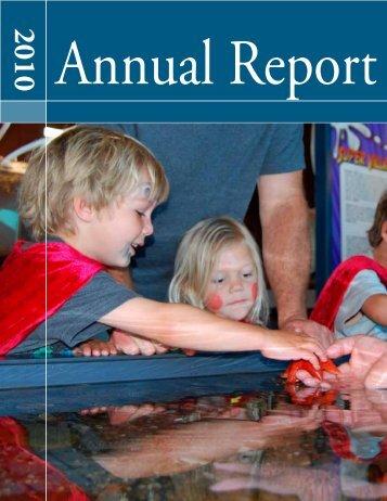 2010 Annual Report - Santa Barbara Museum of Natural History