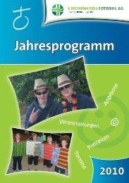 Jahresprogramm - Jugendserver Niedersachsen