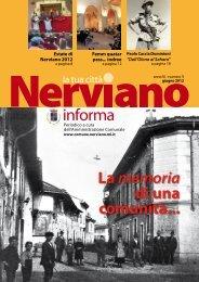 Anno VI - Numero 1 Giugno 2012 - Comune di Nerviano
