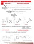 Panel Fasteners and Hole Plugs Catalog - Purchase Partners - Page 2