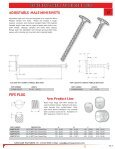 Panel Fasteners and Hole Plugs Catalog - Purchase Partners - Page 5