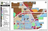 ZONING MAP A C City of Seguin