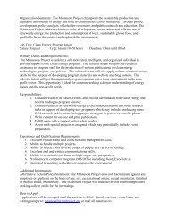 Energy intern job description 8-19-09[1].pdf - The Minnesota Project