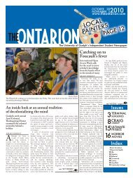 2010 LOCAL - The Ontarion