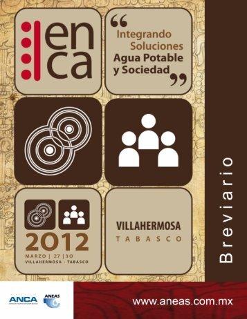 Info ANEAS Abril 2012