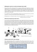 Tips for training staff in MSC.pdf - Monitoring and Evaluation NEWS - Page 2
