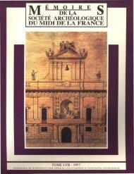 Tarbes - Académies et Sociétés savantes de Toulouse