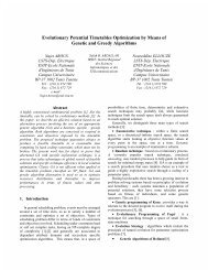 Evolutionary Potential Timetables Optimization by Means of Genetic ...
