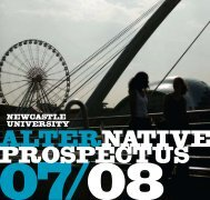 AlternativeProspectu.. - Computing Science - Newcastle University