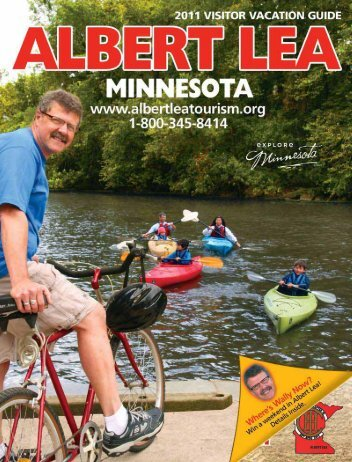 Click here for a pdf version of our - Albert Lea CVB