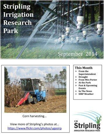 2014-Sept-Newsletter