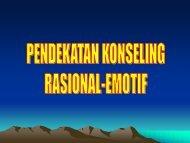 Konseling Rasional emotif