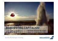 de brochure van het geplande IJsland-avontuur - Rijnland weblog
