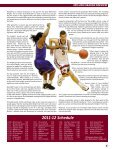 bellarmine basketball 2011-12 meDia GUiDe - Bellarmine University ... - Page 5
